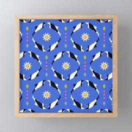 Las Toninas II Framed Mini Art Print