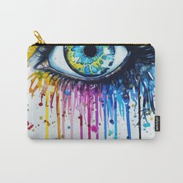 Color eyes Carry-All Pouch