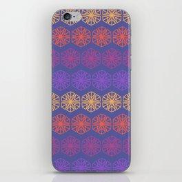 Vintage Kaleidoscope iPhone Skin