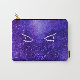 Space lips Carry-All Pouch