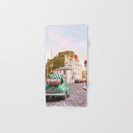 Montmartre Hand & Bath Towel