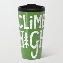 CLIMB HIGH Travel Mug