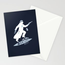 SCI-FI Rules Stationery Cards
