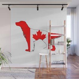 Canada English Setter Wall Mural