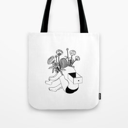 Beautiful Emptiness Tote Bag