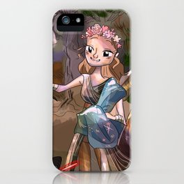 Ye Olde Galaxy Far Far Away iPhone Case