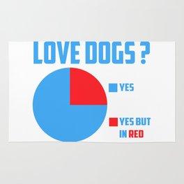 Love dogs? Rug