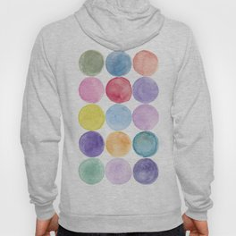dotted and well organized Hoody