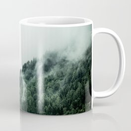 Foggy Woods 1 Coffee Mug