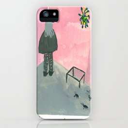 time out iPhone Case