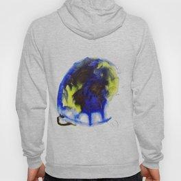 "Fantastic animals ""Blue Turtle"" Hoody"