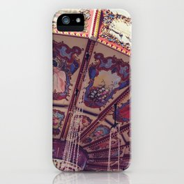 Merry - Go - Round iPhone Case