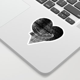 Illustrations / Love Sticker