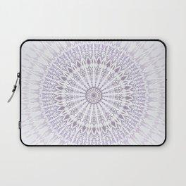Purple Mandala Laptop Sleeve