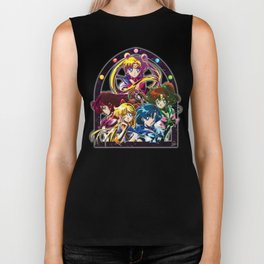 Sailor Moon S (Universe edit.) Biker Tank
