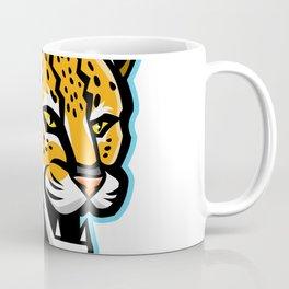 Margay Head Mascot Coffee Mug