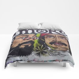 cheech and chong Comforters