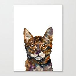 CAT#8 Canvas Print