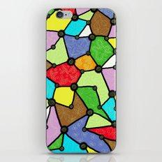 Yzor pattern 130001 Connexions  iPhone & iPod Skin