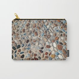 Pebble Rock Flooring II Carry-All Pouch