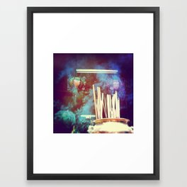 Prayers Framed Art Print