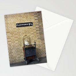 Platform 9 3/4  Stationery Cards