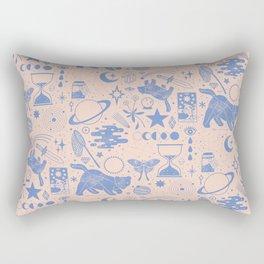 Collecting the Stars Rectangular Pillow