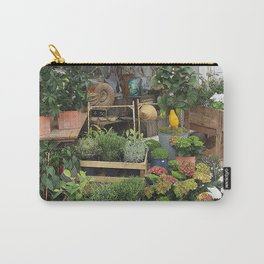 At the Florists III Carry-All Pouch