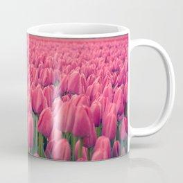 Tulips Field #5 Coffee Mug