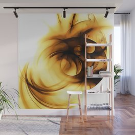 abstract fractals 1x1 reacc80c82i Wall Mural