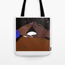 We Are Maunakea Tote Bag