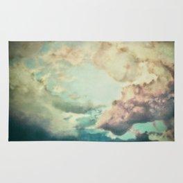 Stormy sky Rug