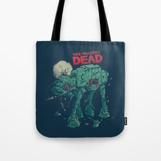 Walker's Dead Tote Bag