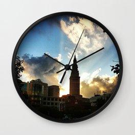 Labor Day 2013 Wall Clock