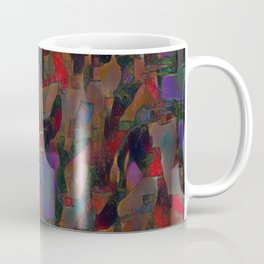 Multi Chaos Coffee Mug