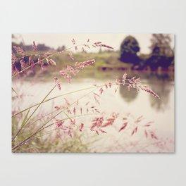 Rivers Edge Canvas Print
