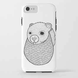 Mr. Rupel's Most Ingenuous Beard for Bears  iPhone Case