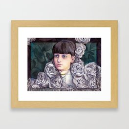 Growing Out Framed Art Print