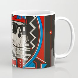 Dead Head - Berkeley Coffee Mug