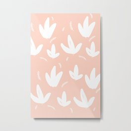 Pink Deco #society6 #decor #buyart Metal Print