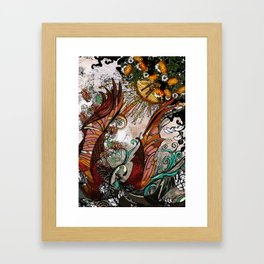 Nature by MaxillaMellifer, aka Rosemary Knowles Framed Art Print