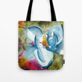 Let Your Heart Bloom Tote Bag