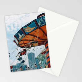 Navy Pier Swings Stationery Cards
