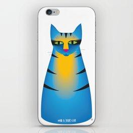 milk bottle cat : Terry iPhone Skin