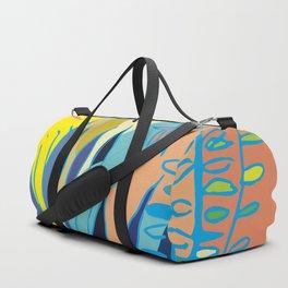 Summer Succulents Duffle Bag