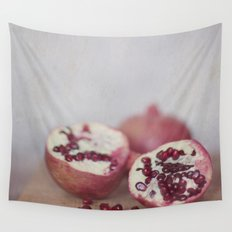 Pomegranate Wall Tapestry