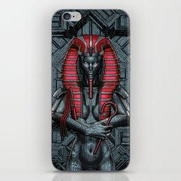 Sacred Dark Queen iPhone Skin