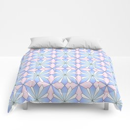 symetric patterns 60 -mandala,geometric,rosace,harmony,star,symmetry Comforters