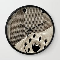 aviation Wall Clocks featuring Aviation Pioneers by Simmons Universe