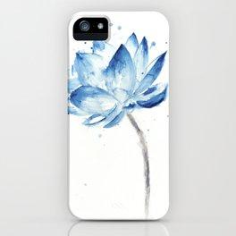 Happy Lotus iPhone Case